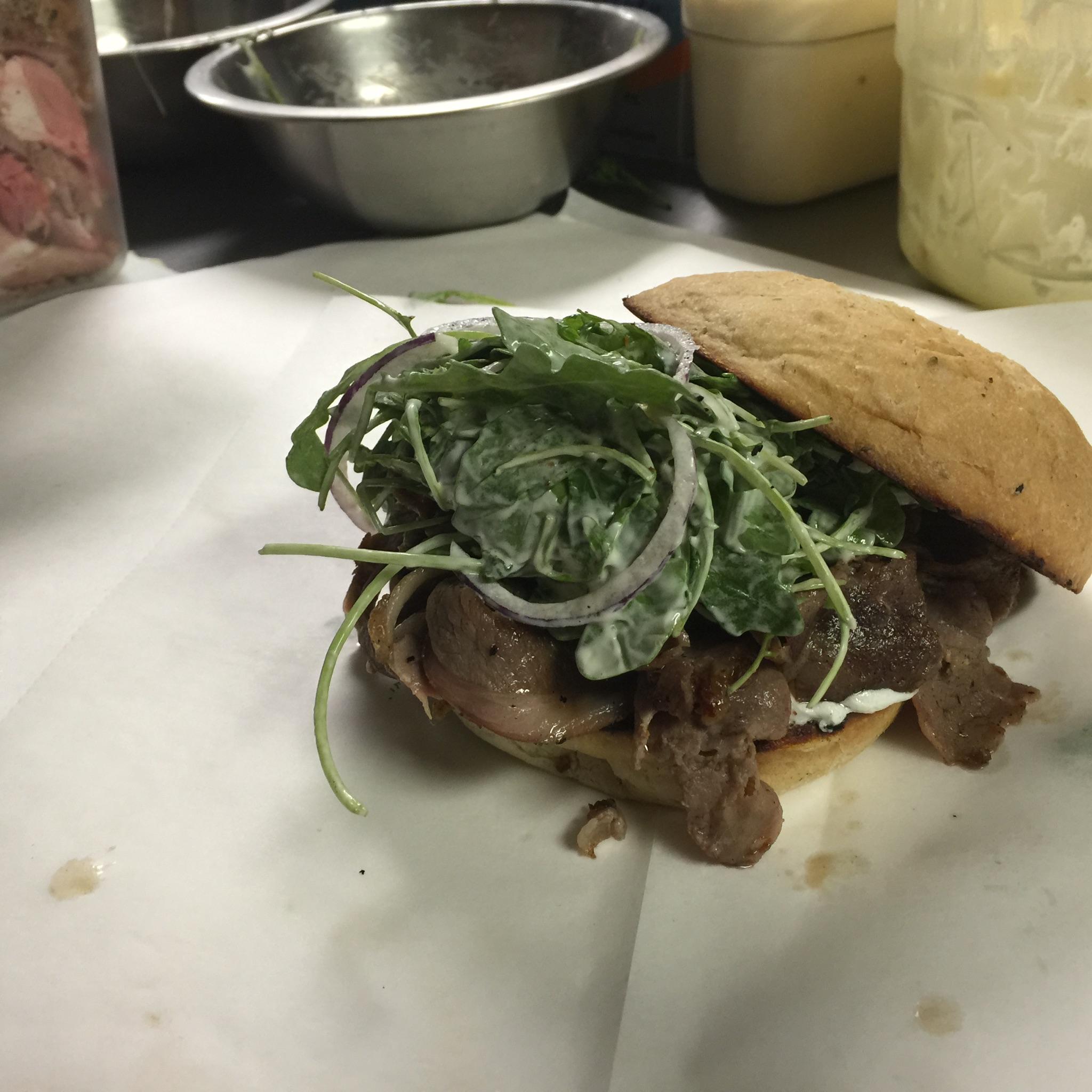 lambsanwich